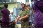 Tóm gọn tên cướp dùng dao khống chế tài xế Grabike