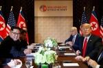 Tổng thống Trump: Tất cả đang đoán sai ý định của tôi với Triều Tiên