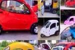 Ô tô điện  30 triệu: Uỷ ban ATGT Quốc gia vào cuộc