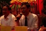 Clip: Phó Thủ tướng Vương Đình Huệ ngẫu hứng hát tặng sinh viên Hà Tĩnh