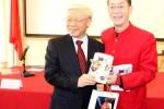 Lục Tiểu Linh Đồng được tiếp kiến Tổng bí thư Nguyễn Phú Trọng