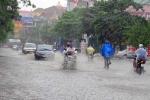 Nắng nóng chấm dứt, cảnh báo mưa dông ở Bắc Bộ