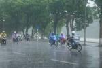 Bắc Bộ mưa lớn, cảnh báo lũ quét và sạt lở đất
