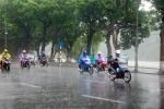 Hôm nay, mưa dông kéo dài từ Bắc vào Nam