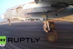Clip: Không quân Nga không kích 16 cuộc, phá hủy 57 mục tiêu của IS suốt 24 giờ