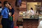 Dân mạng tìm kiếm 'hot girl bảo vệ' trong bức ảnh chụp lén