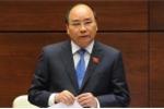 Thủ tướng sẽ có gần 3 giờ trả lời chất vấn của đại biểu Quốc hội