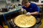 Chiêm ngưỡng đồng xu vàng lớn thứ hai trên thế giới