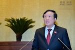 Chánh án Nguyễn Hòa Bình: Châu Thị Thu Nga khai chi tiền cho Hội đồng bầu cử địa phương