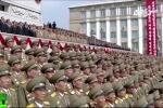 Video: Triều Tiên diễu binh lớn nhất lịch sử mừng sinh nhật lãnh tụ Kim Nhật Thành