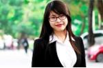 Nữ thủ khoa xinh đẹp ĐH Kinh tế quốc dân được 5 công ty lớn mời làm việc