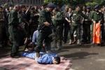 Bản án cho kẻ ấu dâm ở quốc gia Trung Đông: Xử bắn, treo xác lên cần cẩu