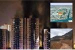 Cháy chung cư Carina Plaza: Điểm mặt dự án do NBB làm chủ