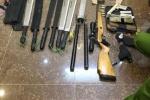 2 cha con bị bắn trọng thương ở Đà Lạt: Tìm thấy kho vũ khí 'khủng'
