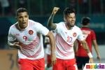 Indonesia dùng hàng công 'nhập khẩu' đối phó Thái Lan ở AFF Cup 2018