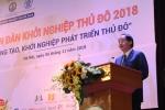 'Hà Nội có nhiều lợi thế trở thành trung tâm khởi nghiệp của cả nước'