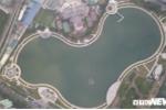 Ảnh: Sau hai năm 'đắp chiếu', công viên 300 tỷ đồng ở Hà Nội được đưa vào sử dụng