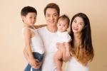 Ca sỹ Đăng Khôi lần đầu khoe con trai thứ hai