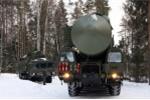 Video: Hàng ngàn quân nhân Nga tập trận triển khai tên lửa hạt nhân trong tuyết trắng
