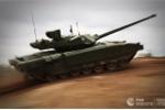 Nga phát triển phiên bản siêu tăng không người lái trên nền tảng xe tăng T-14 Armata