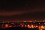 Mỹ dừng không kích, Syria tuyên bố chặn hoàn toàn tên lửa tấn công Homs