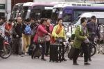 Khách Trung Quốc, Hàn Quốc đổ đến Việt Nam: Tăng nóng và hệ lụy