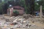 Xót xa trường học tại Yên Bái hoang tàn sau trận lũ lịch sử