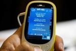 Game rắn săn mồi trên Nokia 3310 mới do người Việt sản xuất
