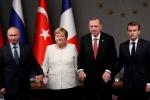 Nga, Đức, Pháp, Thổ Nhĩ Kỳ kêu gọi kéo dài ngừng bắn, họp viết lại hiến pháp ở Syria