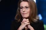 Lý do nữ ứng viên Tổng thống Nga bật khóc trên truyền hình