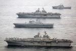 Hải quân Mỹ lên kế hoạch tái thiết lập Hạm đội 2 để đối phó với Nga