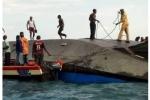 Thảm hoạ chìm phà ở Tanzania, ít nhất 44 người chết