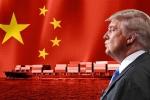 Căng thẳng chiến tranh thương mại Mỹ-Trung lên đến đỉnh điểm