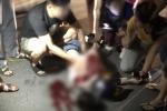 Điều tra kẻ đâm cô gái trọng thương ở Hà Nội
