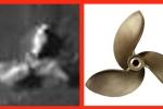 Phát hiện cánh quạt cổ đại trên sao Hỏa?