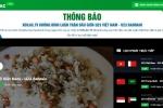 Bộ TT-TT điểm danh 18 website vi phạm bản quyền ASIAD 2018