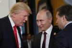 Ứng dụng điện thoại tiết lộ chi tiết lịch trình cuộc gặp Trump - Putin