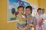 350 trẻ em nghèo Hưng Yên và món quà 1,5 tỷ đồng