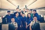 Những thanh niên ưu tú gặp nhau tại chuyến bay đặc biệt