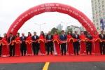 Video: Thông xe cầu vượt hơn 300 tỷ đồng ở Hà Nội