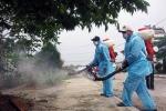 Phun thuốc sai cách có thể làm muỗi sốt xuất huyết khỏe lên