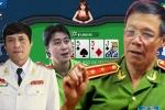 Cựu Trung tướng Phan Văn Vĩnh hợp thức hóa đường dây đánh bạc nghìn tỷ thế nào?