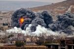 Tổng thống Mỹ ra lệnh không kích Syria