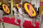 Video: Gần 1.000 đoàn đến viếng nguyên Thủ tướng Phan Văn Khải