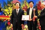 Bộ trưởng Phùng Xuân Nhạ báo cáo rà soát xét giáo sư, phó giáo sư trong tháng 3