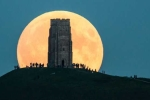 Video: Siêu trăng lớn nhất 68 năm xuất hiện ở Việt Nam đêm 14/11 có gì đặc biệt?