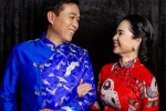 Chồng gặp sự cố trước giờ diễn, NSND Lan Hương tự tay khâu áo cho chồng