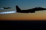 Mỹ lại không kích các mục tiêu của quân đội chính phủ Syria