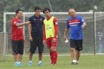 6 lệnh cấm của HLV Park Hang Seo đưa U23 Việt Nam vào quy củ