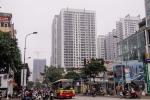 Xây chung cư 'bỏ quên' hạ tầng ở Hà Nội